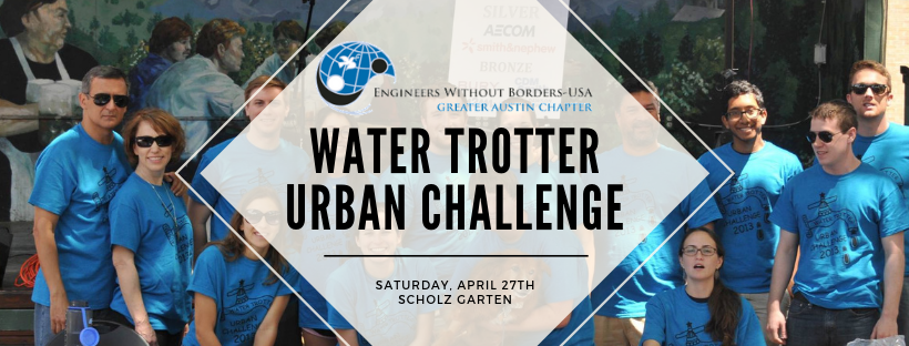 water trotter urban challenge